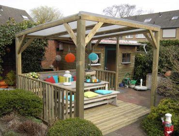 Veranda aluminium zelfbouw – Goedkope tuinhuisjes